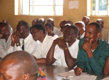 Bibelschule Mwika