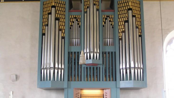 Orgel-Friedhofskirche Wunsiedel