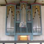 Orgel-Friedhofskirche Wunsiedel neu