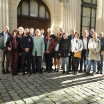 Gruppenfoto Pfarrkonvent Breslau I