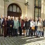 Gruppenfoto Pfarrkonvent Breslau II