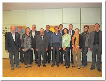 Dekanatsausschuss 2013